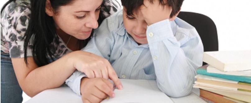 Su hijo y las matematicas