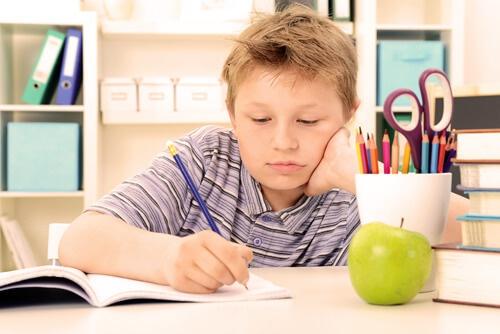 mi hijo no quiere volver al colegio