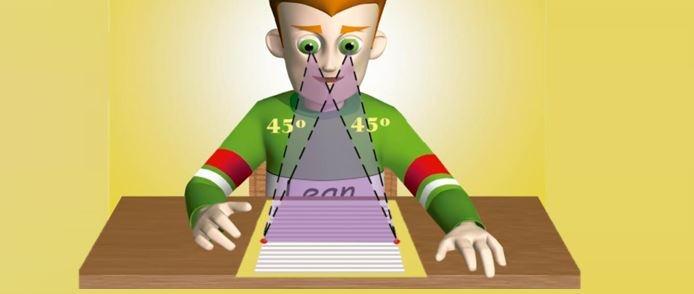Lectura ágil - aumenta la amplitud de tus fijaciones