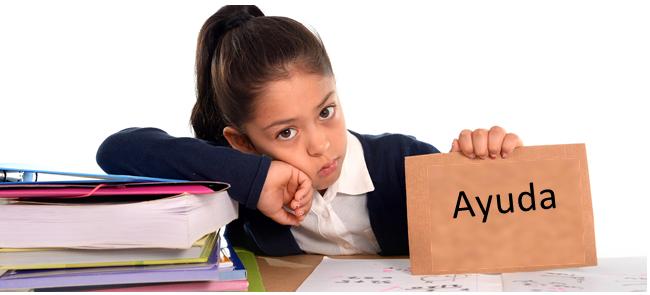 ¿Qué hacer ante el bajo rendimiento académico? : tu hijo necesita ayuda.